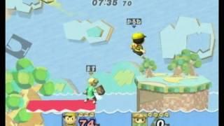 kalne(Wario,Ness,Zelda) vs massun(Fox,Mr.G&W,Toonlink) Ironman 3 characters