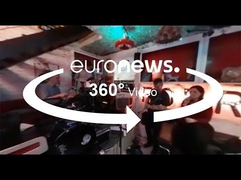 Βίντεο 360: Οι περίφημες Ruin pub και η λαϊκή αγορά στο πρώην γκέτο της Βουδαπέστης
