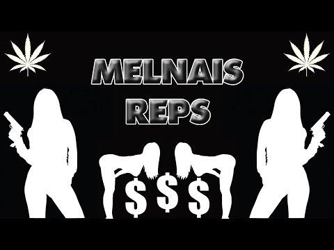 DREFF - MELNAIS REPS