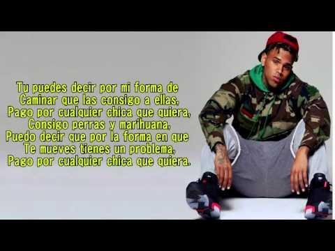 Chris Brown - Bitches N Marijuana Ft. Tyga & ScHoolboy Q (Subtitulada/Traducida Al Español)