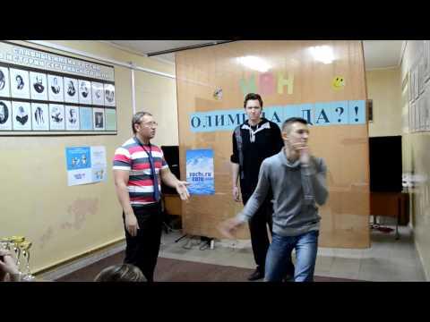 Разборка в Тюзе г Сочи О.Яшкин