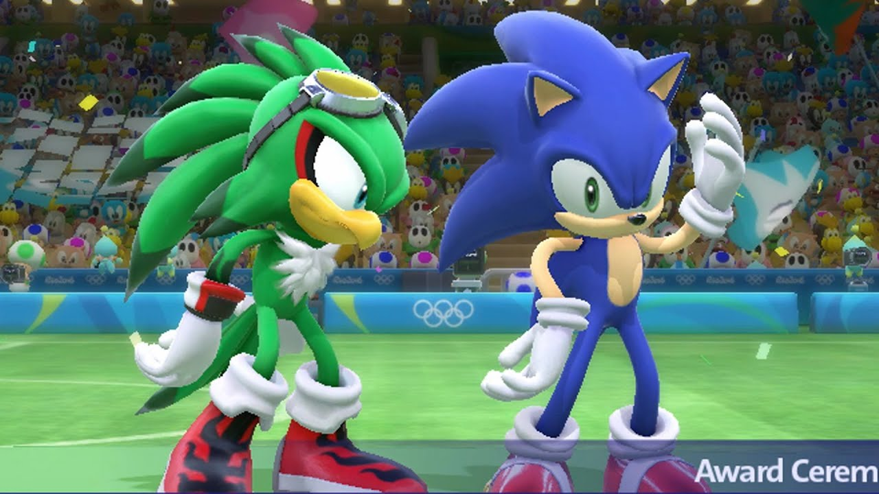 Mario and Sonic at the Rio 2016 Olympic Games – All Special Animations (Wii U)