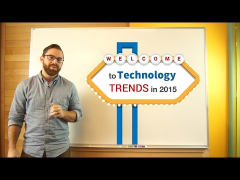 2015 Business Trends: Business Technology Whiteboard