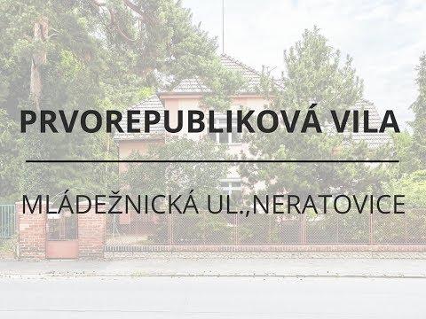 Prodej rodinného domu 318 m2 Mládežnická, Neratovice