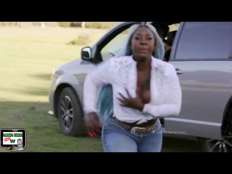 Spice Gets Into BrawIing FlGHT in America Love & HipHop Show!!