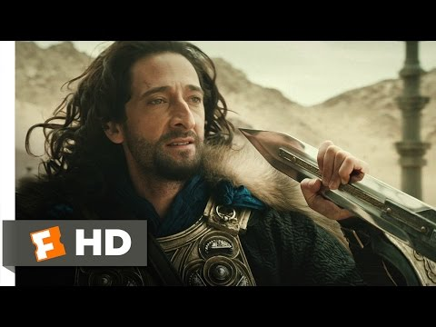 Dragon Blade - Tiberius vs. Yin Po Scene (5/10) | Movieclips