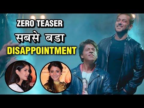 Zero Eid Teaser | Katrina Kaif And Anushka Sharma