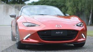 ► 2016 Mazda MX-5 world premiere - DESIGN