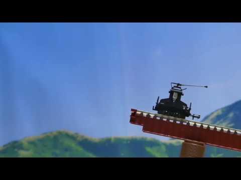 【 Nゲージ 】津川洋行デキ3 走行・調整(HD)