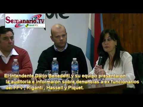 Surer Larroque.. Intendente entrerriano dice que devolverá $13 millones de corrupción