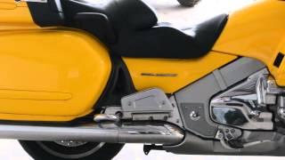 9. 2005 Honda Goldwing