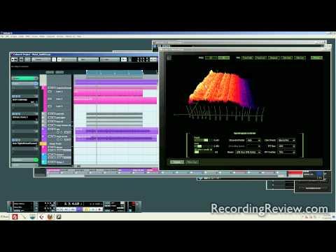 Ozone 5 Spectrograph