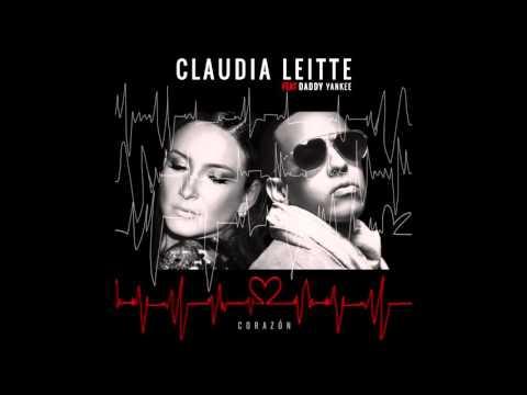 Letra Corazón Claudia Leitte Ft Daddy Yankee