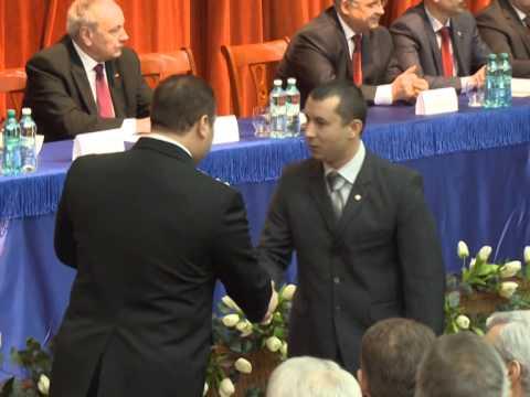 Președintele Nicolae Timofti a participat la o ședință festivă consacrată aniversării a 22 de ani de la fondarea Serviciului de Protecție și Pază de Stat