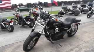 10. 321326 - 2013 Harley Davidson Fat Bob FXDF - Used Motorcycle For Sale