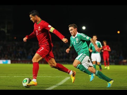 Portugal vs Ireland All Goals & Extended Highlights