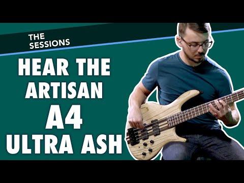 ARTISAN A4 ULTRA ASH w/CASE