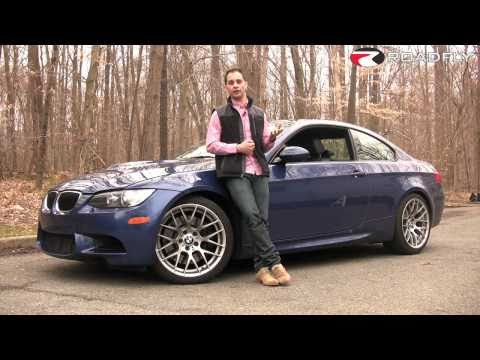 2011 BMW M3 Road Test & Car Review – RoadflyTV with Ross Rapoport