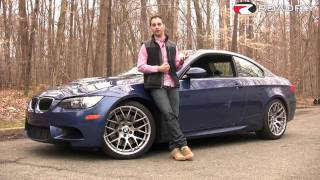 2011 BMW M3 Road Test&Car Review - RoadflyTV With Ross Rapoport