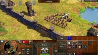 Age of Empires III videosu