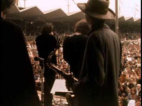 Paul Butterfield Blues Band – Driftin' Blues (Monterey 1967)