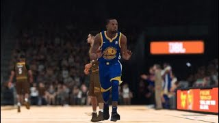 NBA 2K18 Iguodala