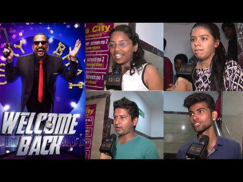 Welcome Back | Public Review | John Abraham & Shru