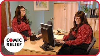 Video Little Britain with Catherine Tate | Comic Relief MP3, 3GP, MP4, WEBM, AVI, FLV September 2019