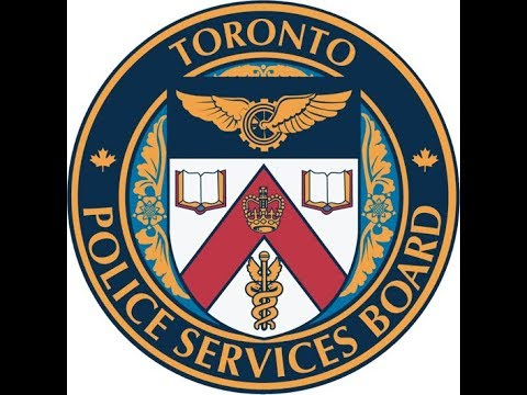 Toronto Police Budget 2018 - Community Information Session | LiveStream | Tues Sept 19th 6pm
