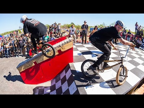 events - One of the best things about Texas Toast jam is all of the mini events that go down. From the Gantlet of Death, to the high hop contest, the Creedence