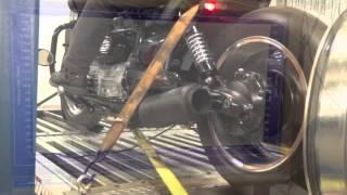 7. Triumph Rocket III dyno