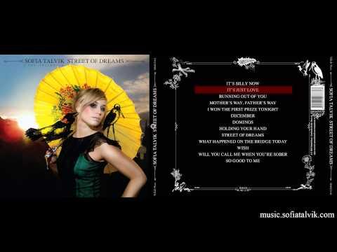 Sofia Talvik - It's Just Love (Street Of Dreams - YouTube Album)