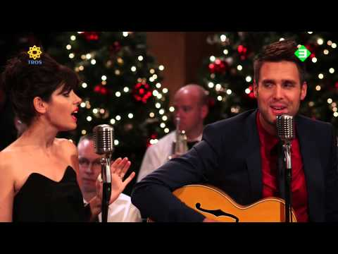 Katie Melua & Nick Schilder 'Baby It's Cold Outside' (25.12.2013)