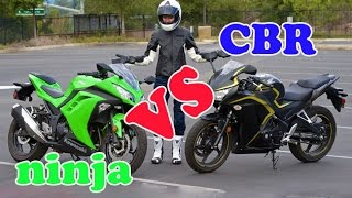 3. cbr1000RR vs kawasaki ninja 2016