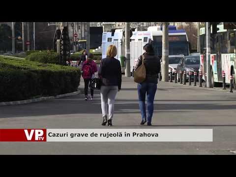 Cazuri grave de rujeolă în Prahova