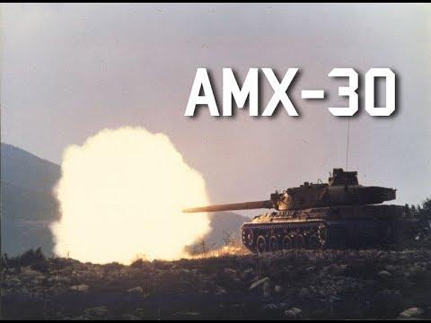 Maquette Neuve Heller 1/35ème Char AMX 30/105 ouvert seulement pour les photos