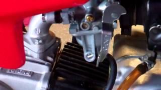 9. 2006 Honda CRF50  Walk Around (update)