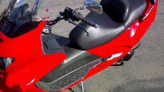 5. Contra Costa Powersports - Used 2007 Honda Reflex 250 Scooter