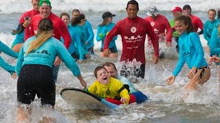 Gerroa Australia  city pictures gallery : Disabled Surfing Australia - Gerroa 2016