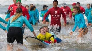 Gerroa Australia  City pictures : Disabled Surfing Australia - Gerroa 2016