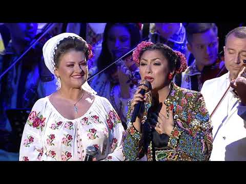 Andra & Steliana Sima - Ma Intreaba Fiul Meu (concert Traditional)