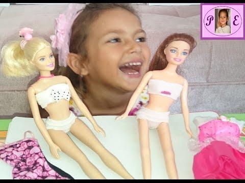 Video Barbie için mayo bikini nasıl yapılır.Oyuncak bebekler için sadece 3 dakikada pratik bikini ::)) download in MP3, 3GP, MP4, WEBM, AVI, FLV January 2017