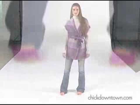 Rebecca Taylor Wrap Sweater