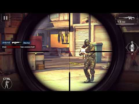 Lets Play Modern Combat 5  Blackout - Multiplayer Online Gameplay PC