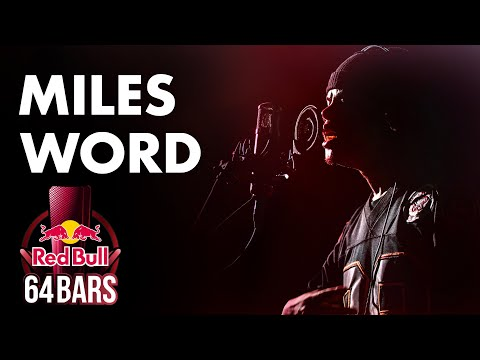 Miles Word – 64 Bars recorded in Tokyo|Red Bull Music