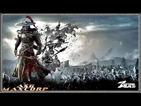 Conqueror's Blade #2 - ЗБТ Action/RPG/MMORTS Вальха́лла