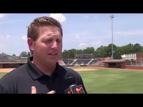 Justin Haire - New CU Baseball Head Coach