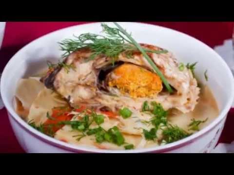 Cá chép nấu măng - Thành Phố Hôm Nay