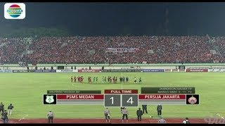 Video PSMS MEDAN (1) vs PERSIJA (4) - Highlight Semifinal Piala Presiden 2018 MP3, 3GP, MP4, WEBM, AVI, FLV April 2018