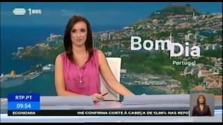 Reportagem exibida na RTP 1 sobre a missão SEDMAR 2017